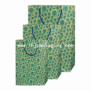 recycle shopping bag, shopping paper bag, gift paper bag
